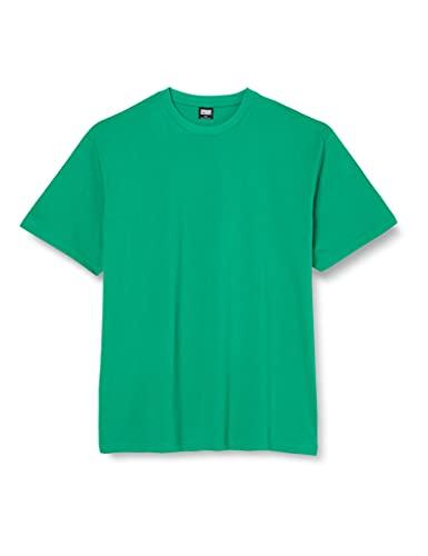 Urban Classics Tall Tee T-shirt Homme - Vert (c.green) - 6XL