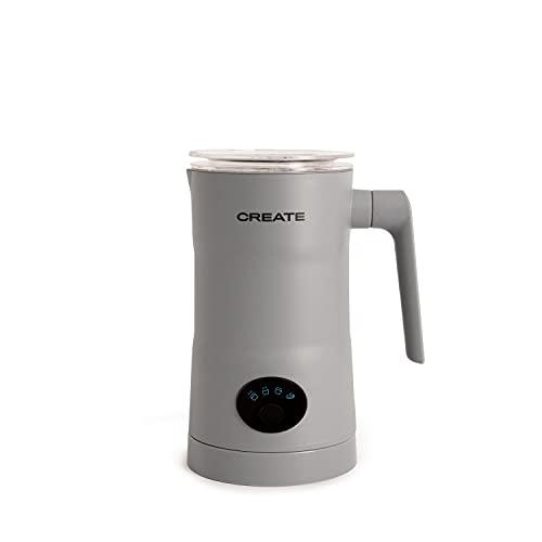 CREATE IKOHS MILK FROTHER PRO Elektrischer Milchaufschäumer für kalte und warme Milch,...