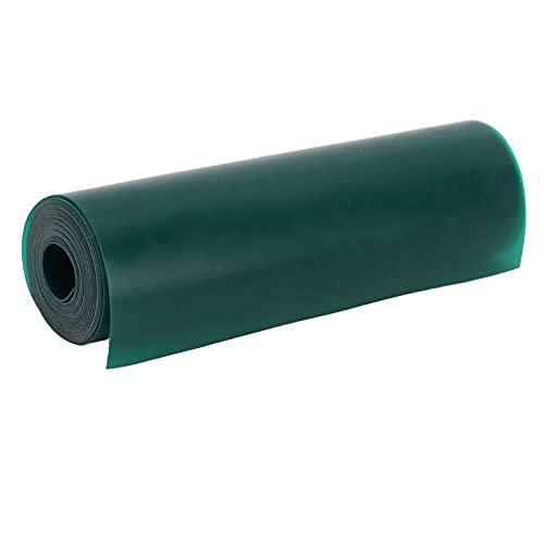 Zhat Banda De Goma Plana, Bandas Elásticas Fuerte Elasticidad para Fitness Yoga para Caza Al Aire Libre para Fabricación De Tirachinas(0,60 mm * 2 m)
