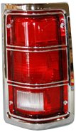 TYC 11-5059-21 Compatible with DODGE/Plymouth Passenger Side Replacement Tail Light Assembly