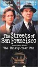Streets of San Francisco, The - V. 1 : episode: 30 Year Pin episode 1  VHS