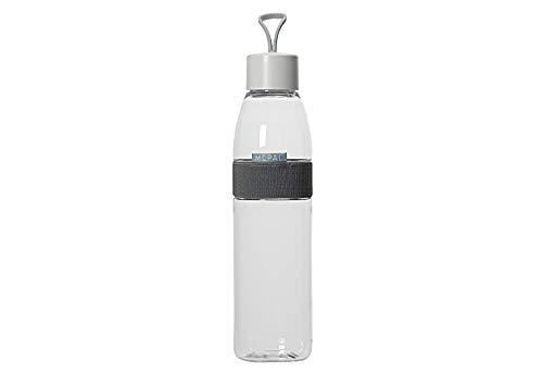 Mepal bouteille d'eau ellipse 700 ml - blanc