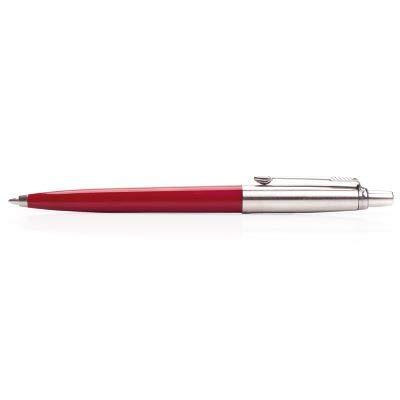 100 Stück, PARKER Jotter Kugelschreiber, inklusive einfarbigem Werbedruck