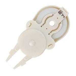 (まとめ) プラス 修正テープ ホワイパースライドベーシックカラー 交換テープ 4.2mm幅×10m ホワイト WH-014R 1個 【×30セット】 〈簡易梱包