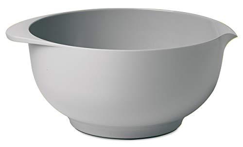 Rosti Margrethe Melamine Mixing Bowl 5 L (Grey)