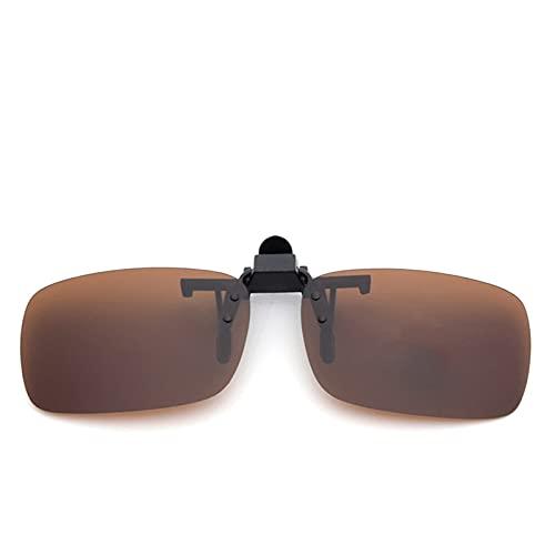 mjuwzghy Clip para Gafas de Sol Clip con Espejo en Clip para Gafas de Sol Clip polarizado