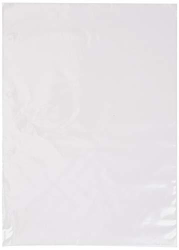 Blister 50 Envelope Médio sem furos, DAC, Blister 50 Envelope Médio sem furos 5078-50, Transparente, pacote de 50