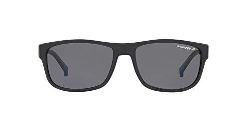 Arnette 0AN4258 Gafas de Sol, Matte Black, 58 para Hombre