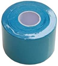 KB Support Tape - 20 Pre-Cut Strips - Blue Kinesiology Tape