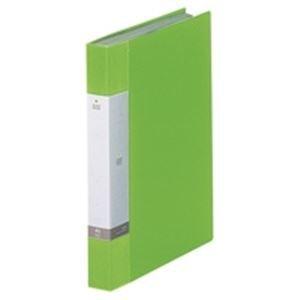 (業務用20セット)LIHITLAB クリヤーブック クリアブック リクエスト40P G3202-6黄緑 ×20セット 生活用品 インテリア 雑貨 文具 オフィス用品 ファイル バインダー クリアケース クリアファイル [並行輸入品]
