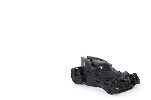 CUTLOPE Handgepäck Batman, Batmobil Mochila infantil, 50 cm, Negro