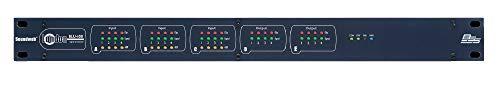 BSS Soundweb London BLU-100 1RU Rack Mount 12x8 Signal Processor with BLU Link