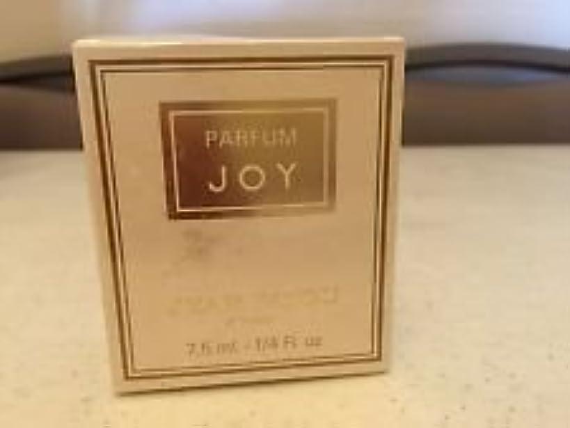 飛び込む限りなく学校の先生Joy (ジョイ) 0.25 oz (7ml) Parfum (純粋香水) by Jean patou (ジャンパトウ)