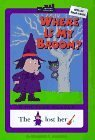 Where Is My Broom?(ALL ABOARD READING) (All Aboard Reading. Picture Reader)