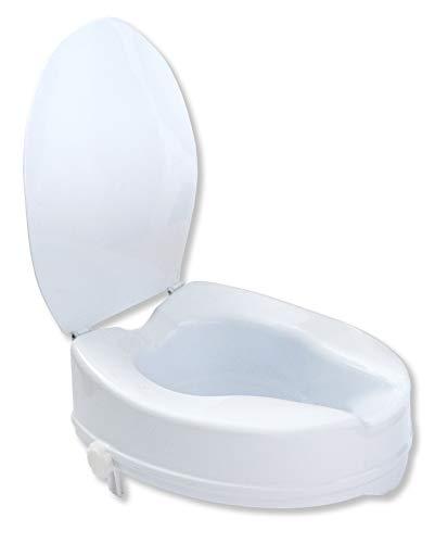 Rollafit Toilettensitzerhöhung 10 cm mit Deckel