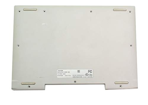 TOSHIBA SATTELITE LX0W Series Beige Laptop Lower Bottom Base Cover H000094040 US