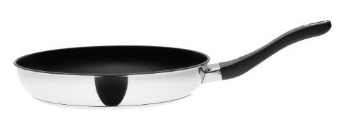 Prestige Cookware Stainless Steel 24 cm Frying Pan - Silver