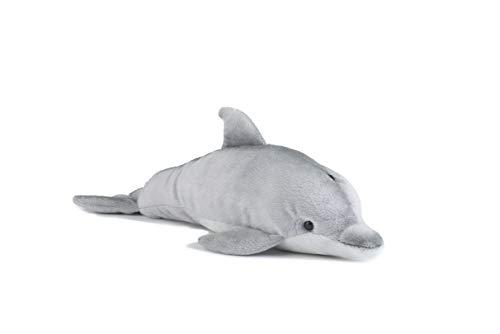 Nature-AN362 Living Nature - Peluche de delfín (30 cm), Color unknown (Keycraft AN362 , color/modelo surtido
