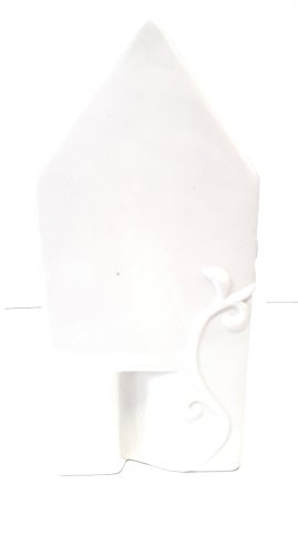 hervit Art.25477 porcelaine Nichoir New Home 11 x 5 x 24 cm