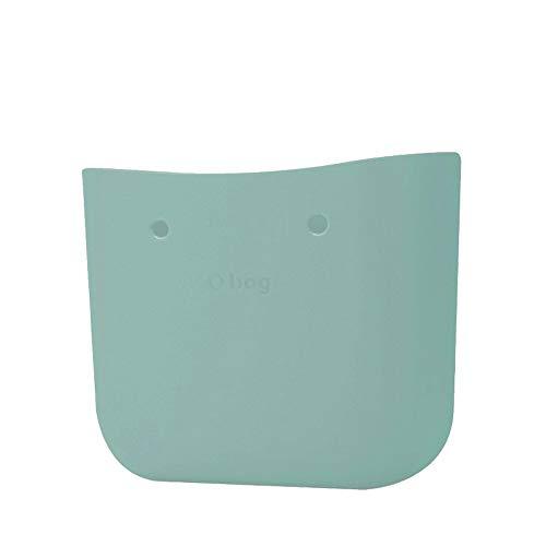 Cuerpo de bolso O´bag tamaño mini capazo color turquesa