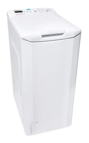 Candy CST 360d/1–84freistehend Toplader 6kg 1000U/min A + + + Weiß Waschmaschine