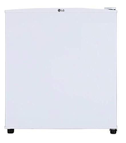 LG 45 L 1 Star Direct-Cool Single Door Desktop Fridge (GL-B051RSWB, Super White)
