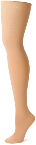 Futuro Beyond Support Pantyhose, Medium, Nude, Firm, Brief-Cut Panty, 1 Pair Box