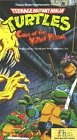 Teenage Mutant Ninja Turtles - Case of the Killer Pizzas [VHS]