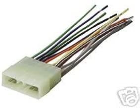 Stereo Wire Harness Isuzu Trooper 89 90 91 1991 (car radio wiring installatio.
