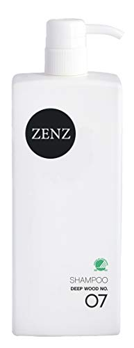 Zenz Organic Products No. 07 Deep Wood Shampoo