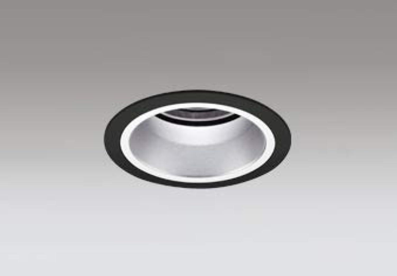 ODELIC LEDベースダウンライト グレアレス CDM-T35W相当 ブラック 46° 埋込穴Φ100mm 温白色 3500K M形 一般型 専用調光器対応 XD403458 (電源?調光器?信号線別売)