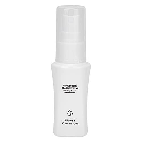 Desodorante corporal en aerosol refrescante desodorante en aerosol unisex en aerosol para eliminar el olor de las axilas para todo tipo de piel (30 ml) - protección desodorante de larga duración