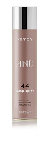 Kemon AND 44 Vamp Spray - Haarspray für starken Halt, geeignet für alle Haartypen, Haar-Pflege in Friseur-Qualität - 300 ml