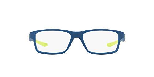 Oakley 0OY8002 Monturas de Gafas, Satin Navy, 50 para Hombre