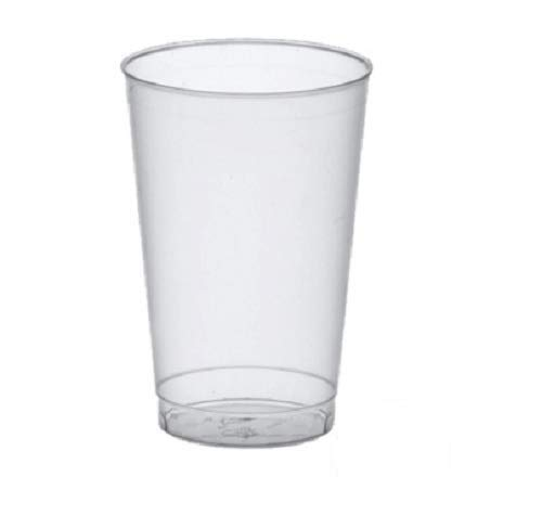 Gastro-Bedarf-Gutheil 50 Trinkbecher 0.3 L, Ø 7.8 x 11.8 cm, transluzent unzerbrechlich