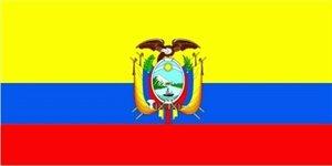 trends4cents Flagge Ecuador Fahne, 250 x 150 cm