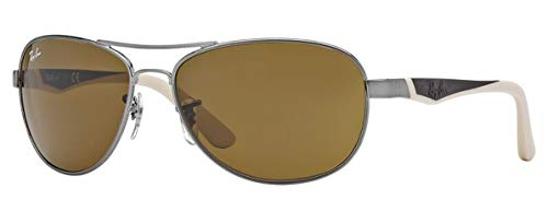 Ray-Ban Gafas de sol 9534S Gunmetal, 54