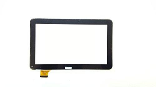 Schwarz Touchscreen Digitizer glas komp. Mit XIDO X110 3G