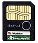 FUJIFILM SmartMedia - Tarjeta SD de Memoria (16 MB)