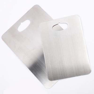 304 stainless steel cutting board household thick stainless steel cutting cutting board rolling panel