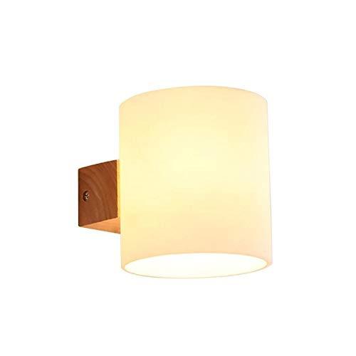 ZHNINGUR Led cabecera lámpara de pared E27 arbolado lámpara pared aplique iluminación lámpara led en el dormitorio luminarias