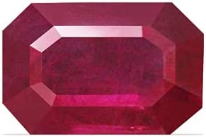 GemsNY Direct stock discount Baltimore Mall 0.77 Carat Natural Emerald Ruby Cut