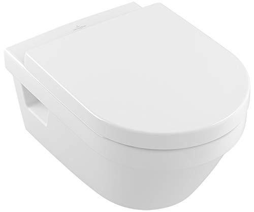 Villeroy & Boch 5684R001 WC Sanitär aus Porzellan, 370 mm, 20,8 kg