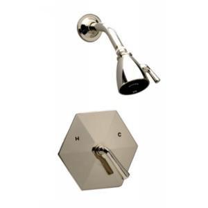 Fantastic Deal! Phylrich PB3170_24J - Le Verre La Crosse Pressure Balance Shower Set