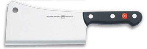 WÜSTHOF Hackmesser mit 19 cm Klinge, (4685/19), top Küchenmesser, Edelstahl, Gewicht 810 g