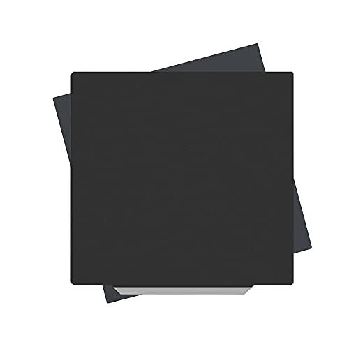 Stampante 3D PEI Sheet Magnetic Ago Ago Sticker Adesivo Flex Fusibile Fusibile 220x220 / 235x235 / 310x310 Base magnetica Parti della stampante 3D (Size : 310x310mm)