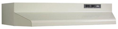 Broan-NuTone 403002 30' Biscuit ducted range hood, Inch, Bisque