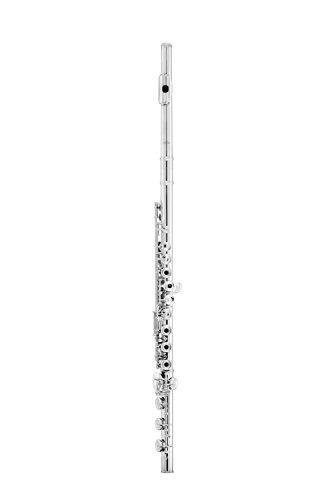 Azumi AZ-Z3RBE Ringklappen H-Fuß - Silberkopf Silberrohr