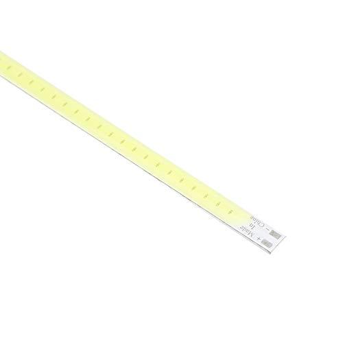 Aoca Led Strip 30 * 0.6cm Light Strip Sturdy 10W 12-14V Light Lamp Chip DIY Lamp Lighting for Toy Lamp(white)