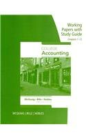 Working Papers with Study Guide, Chapters 1-12 for...